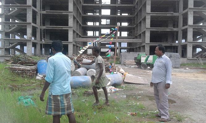 NKDA - New Town Kolkata, Development Authority West Bengal